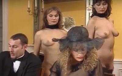Erotisch diner veranderd in een orgie